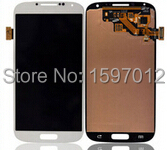 Lcd Display with Touch Glass panel digitizer assembly For samsung galaxy s4 i9500 i9505 i337 replacement screen