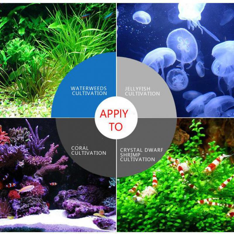 100 W 110 240 v Aquarium Water Chiller Warmer & Cooler Temperatuur Conditioner Voor Aquarium Koraalrif Garnalen Tank Hieronder 30L - 2