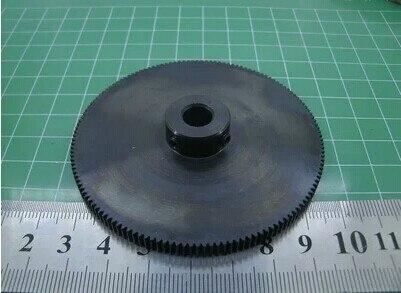 0.5 modulus steel gear 144 gear reduction gear box planetary gear motor reducer wear resistance than DIY model toy accessories