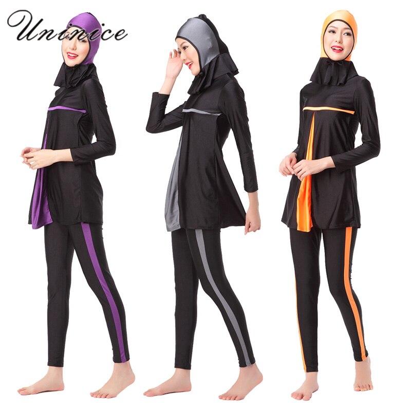 abbigliamento maglia a manica lunga costume da bagno economici costumi da bagno modesto islamico per le