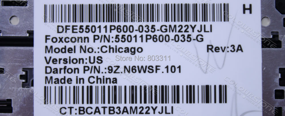 HP G4 G4-1000 G6 G6-1000 CQ43 RU BLACK LAPTOP KEYBOARD (6).jpg