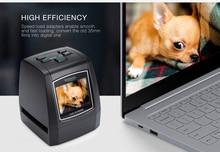 14MP 135 мм камера портативные с sd-картой пленка сканирование фото сканеры отрицательная пленка слайдер сканер USB MSDC слайд-адаптер 018-