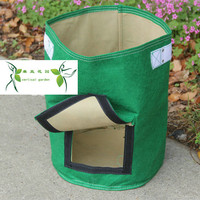 2015 nieuwe Aardappel teelt planten groente planten zakken stof zakken van Groeien Zakken Tuin Potten & Bloembakken 36 * h46cm