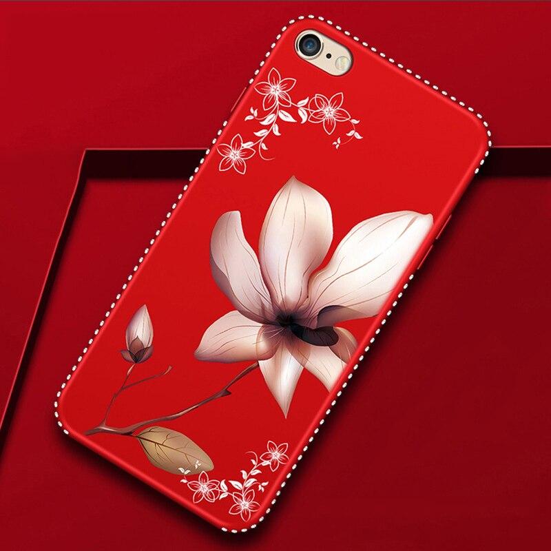 A5 A3S Diamond Flower Case For Oppo A73 F5 A7X F9 A3 A59 F1S A39 A57 A83 A1 A79 R9 R11 R9S R11S Plus R7 R15 R17 Pro R15X K1
