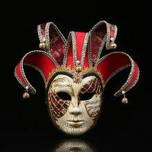 Masques de fête pour adultes, masque de fête, mascarade, masques de noël, d'halloween, Costumes vénitiens, masques de carnaval