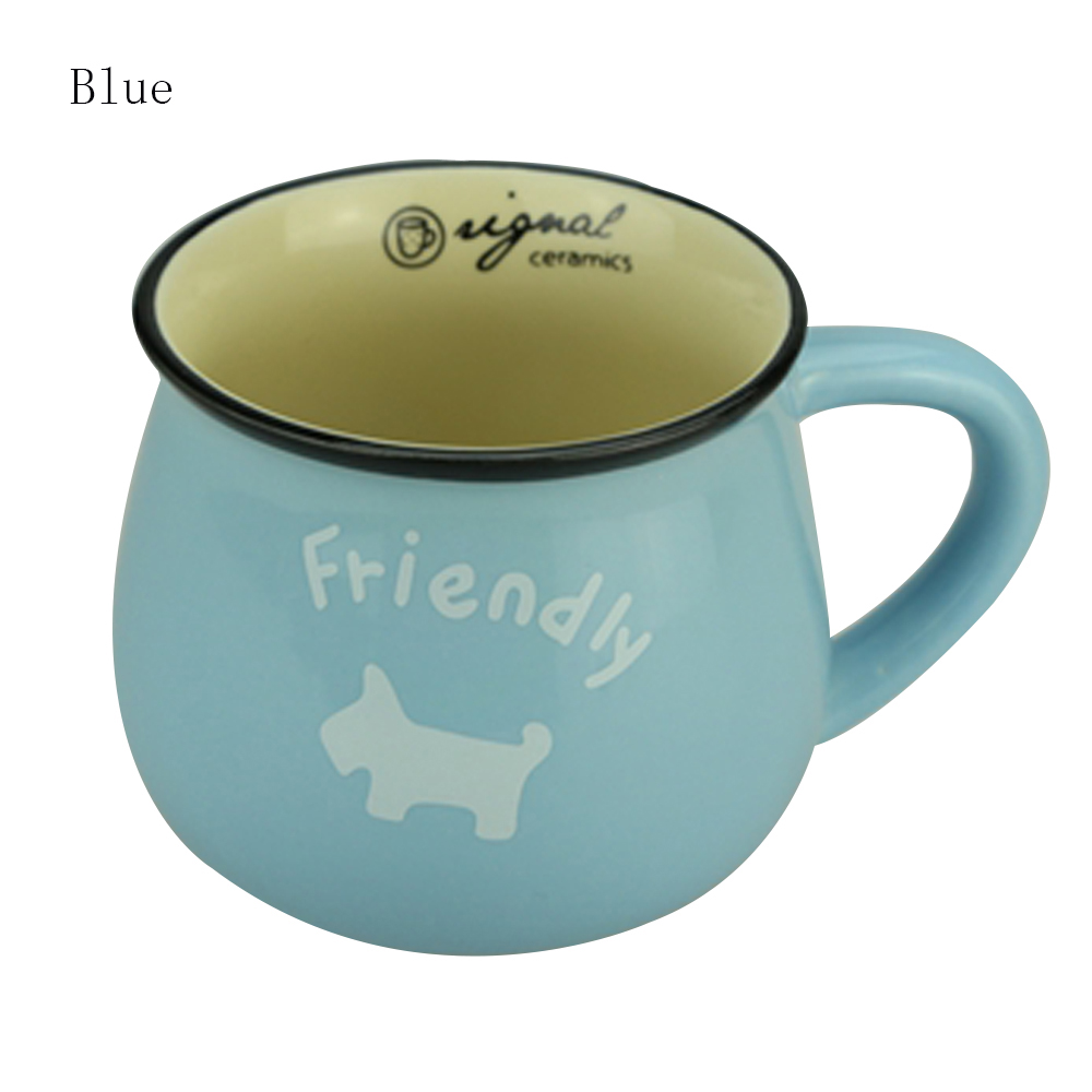 fashion gift ceramic mug new vintage heating milk cup tea coffe caneca mix tasse a cafe manga in. Black Bedroom Furniture Sets. Home Design Ideas
