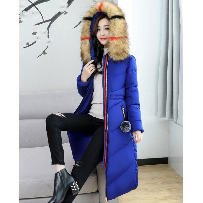 Coton royal Manteau Mujer Black 103 Plus Blue Vestes Uhytgf Parkas armygreen Taille D'hiver Vers Long Fourrure Capuchon Femmes Grande Le Chaud Parka 7xl Veste L À orange Bas gray naxpqBw01