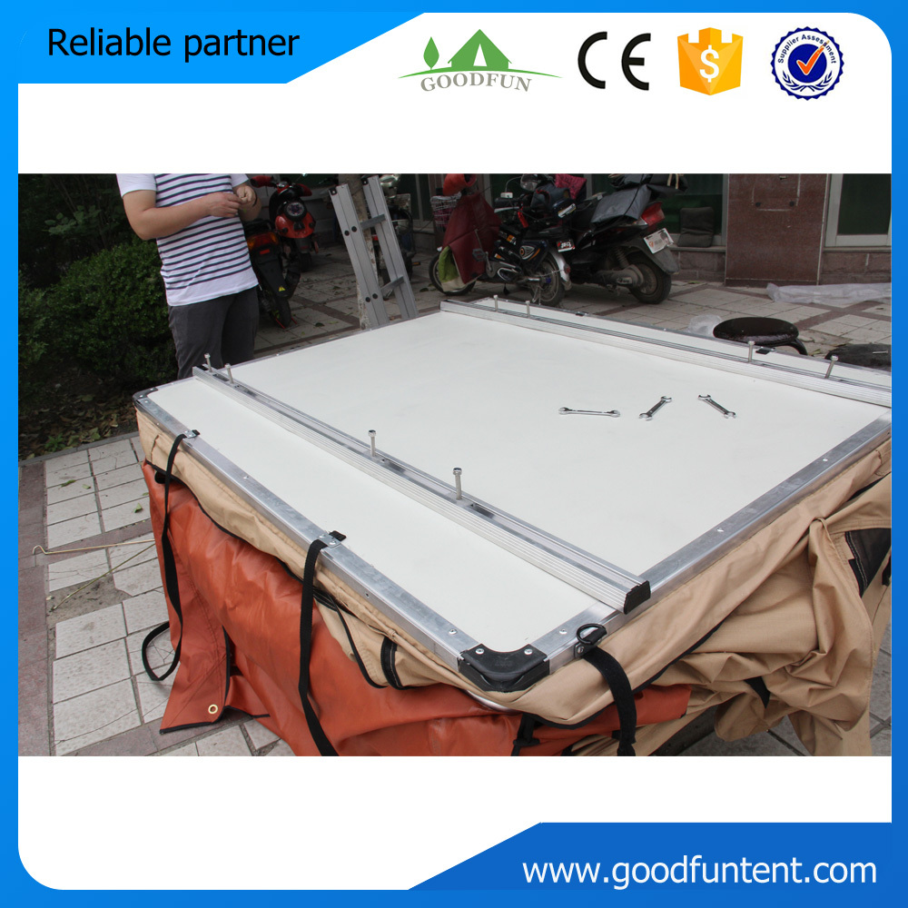 hot sale sleeping bag canvas tent c&ing fiberglass car roof top tent for c&ing-in Tents from Sports u0026 Entertainment on Aliexpress.com | Alibaba Group & hot sale sleeping bag canvas tent camping fiberglass car roof top ...