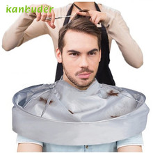 razor hairdressing product DIY Hair Cutting Cloak Umbrella Cape Salon Barber Salon And Home Stylists Using u70908