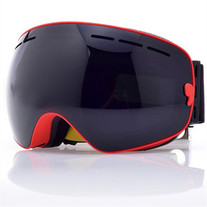 Image 5 - แว่นตาสกี,แว่นตา2020ใหม่ยี่ห้อProfessional Anti Fog Double Lens UV400ทรงกลมขนาดใหญ่ผู้ชายผู้หญิงแว่นตาสกีสโนว์บอร์ดGoggles