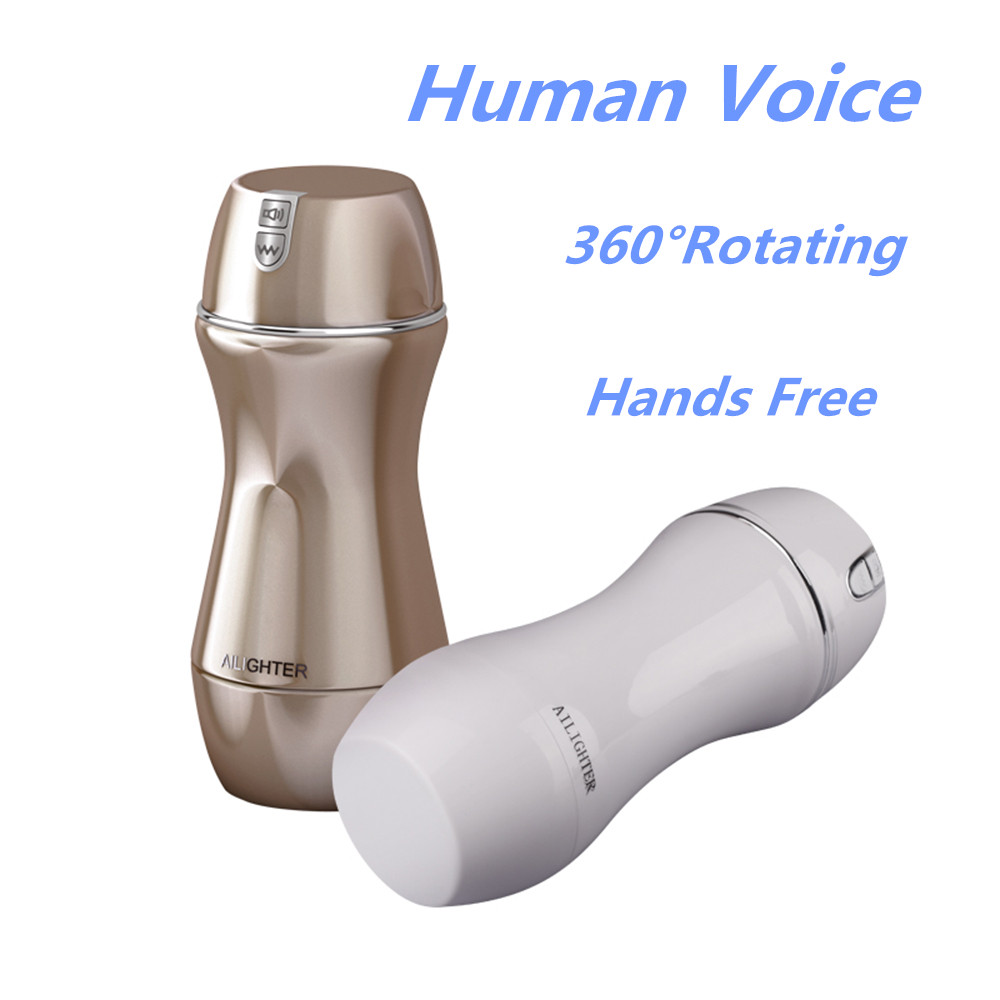 Chuck Male Hands Free Masturbator Human Voice Male Sex Machine Vagina Real Pussy sex Vibrator For