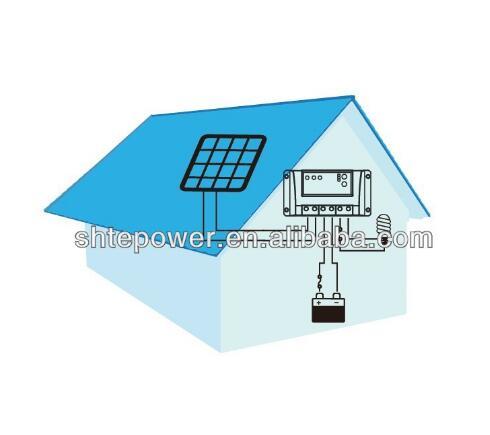 Regulador solar MPPT Sistema Solar del panel de la rejilla uso 45A MPPT-4415 12 V 24 V 48 V tipo de auto - 5