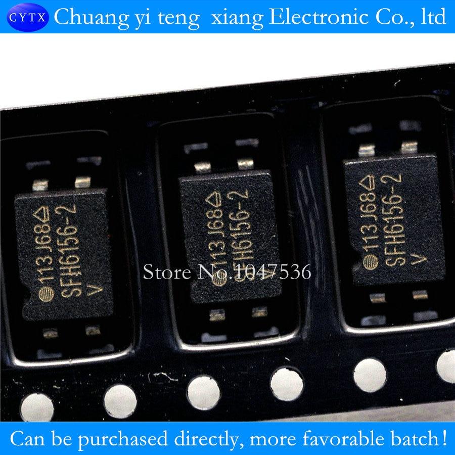 SFH6156-2 t свет муфта патч SOP4 оптрон фотоэлектрический связи 10 шт./лот