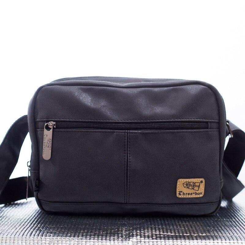free shipping multilayer small men messenger bags,vintage mens genuine leather bag for phone&wallet,travel shoulder bag men 4