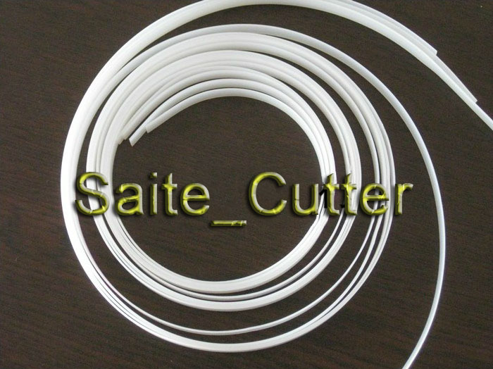 650mm Length 0.8mm Thickness 8mm Width Cutting Blade Plotter Guard Strip China Vinyl Cutter Roland GCC Graphtec Cutting Plotter