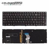 NEW US Backlit Laptop keyboard for LENOVO Ideapad Y500 Y510P US Backlit laptop keyboard