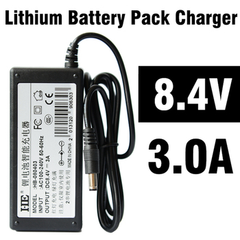 5pcs/ lot  8.4V 3.0A Battery Charger for Toy Plane