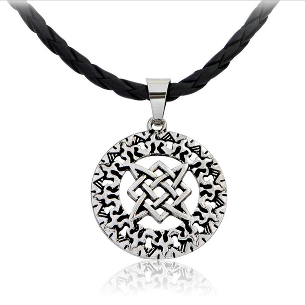 collier pour homme viking