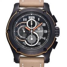 PAGANI DESIGN Multifunctional calendar Sport watch Men's luxury brand Waterproof military quartz watch Relogio Masculino
