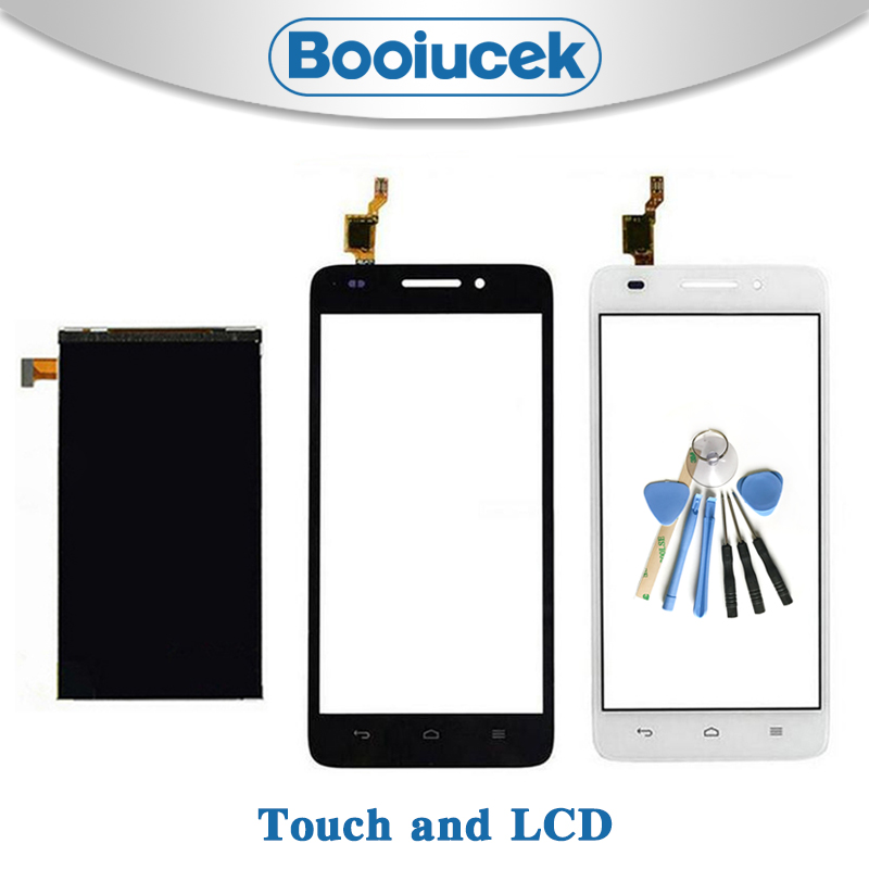 High Quality 5.0'' For <font><b>Huawei</b></font> <font><b>G620S</b></font> <font><b>Lcd</b></font> Display With <font><b>Touch</b></font> <font><b>Screen</b></font> Digitizer Sensor image