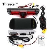 New CAMERA Rear View Reverse Backup CCD Camera For Fiat Ducato X250 Citroen Jumper III Peugeot Boxer III LED IR Parking Camera