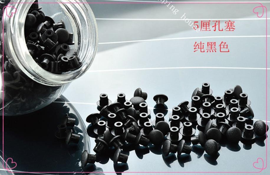 A2 Furniture Accessories Cabinet Hardware Accessories Nylon Plastic Plug  Hole Cover 5MM Nail Cap Screw Plug