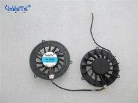 Cpu del ordenador portátil ventilador de refrigeración para fujitsu siemens amilo d1845 d1840 d1840w bi-sonic bp541305h dv 5 v 0.36a ventilador abanico redondo