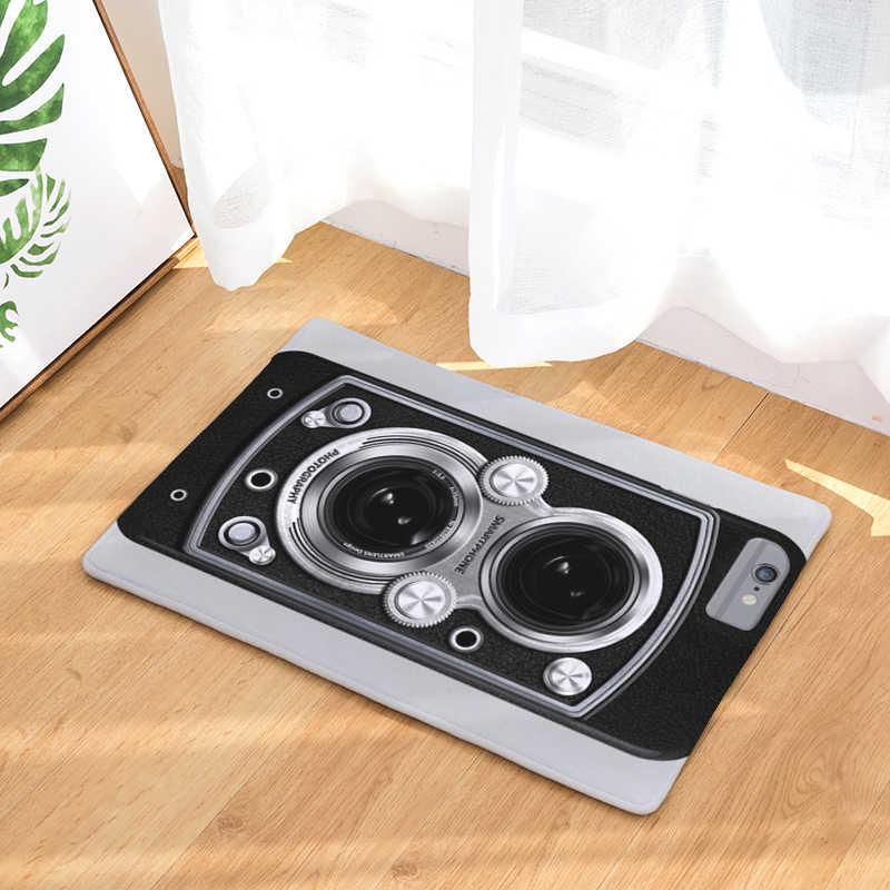 Nueva llegada de la Cámara de impresión de alfombras a prueba de polvo alfombrillas de baño antideslizantes 40X60or50x80cm
