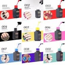 hot deal buy perfect summer uv gel nail polish gel liner painted nail gel dotting tool diy nail art decoration drawing pen 6ml gel polish