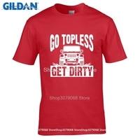 GILDIAN t SHIRT mẫu thiết kế Go Topless Có Được Bẩn T-Shirt Man t áo sơ mi