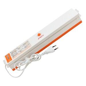 Image 2 - Food Vacuum Sealer Machine Thuis Voedsel Sealer Saver Keuken Vacuüm Verpakking Machine Film Contanier Inclusief 15Pcs Gratis Tassen