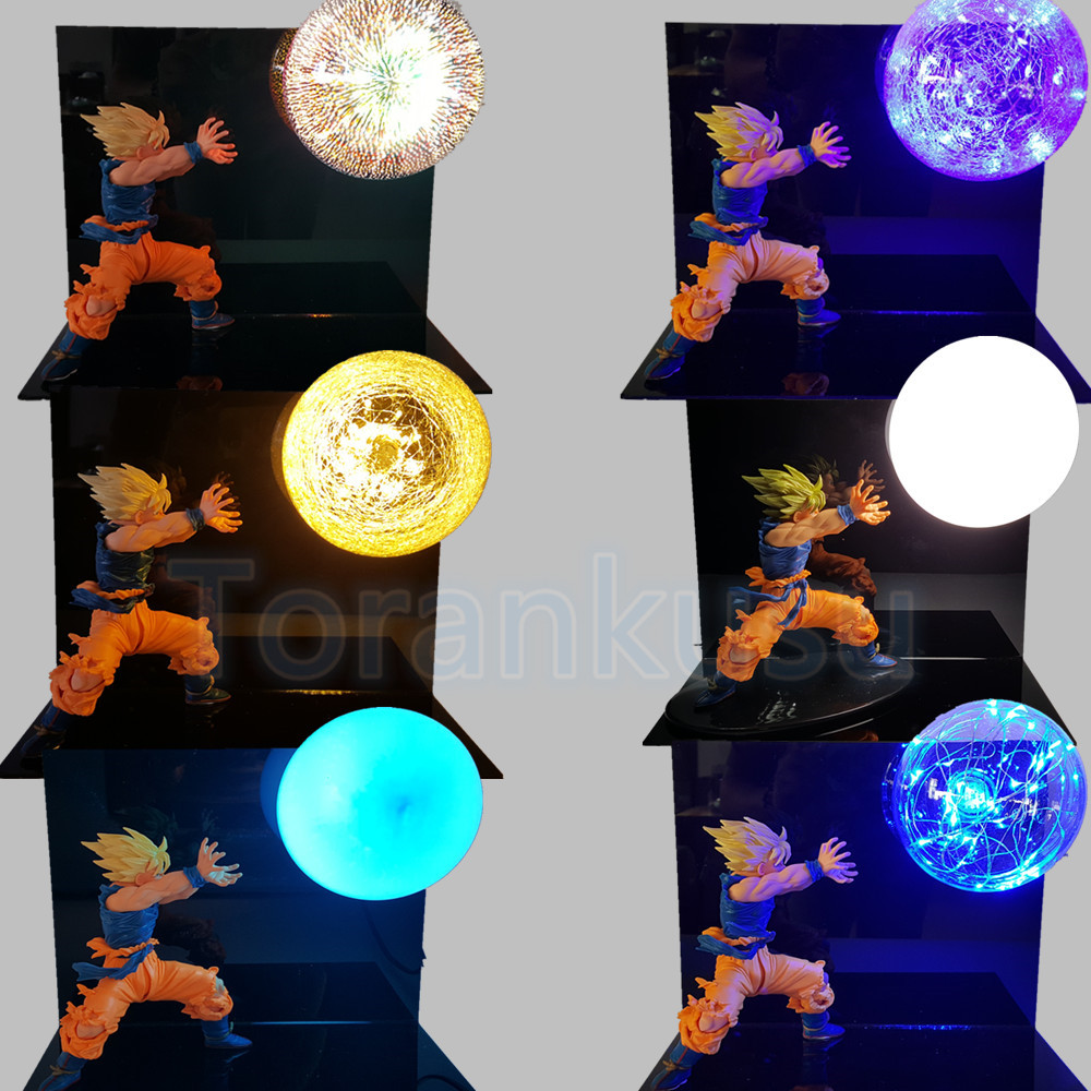 Dragon Ball Z Son Gokou Kamehameha DIY Display Toy Anime Dragon ball SC Goku Action Figure Super Saiyan Collectible Model DIY149 anime 15cm dragon ball z action figure toys 5 9inch collectible son gokou figure models anime brinquedos christmas gifts doll