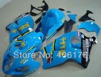 Free Shipping Fairing For Suzuki GSXR1300 96 07 Hayabusa 1996 2007 RIZLA Sport Motorcycle Fairings Injection