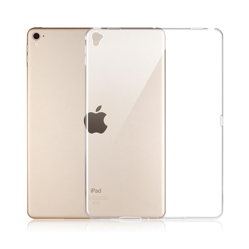 За Apple iPad Pro 9.7 Калъф Калъф Прозрачен - Аксесоари за таблети - Снимка 3
