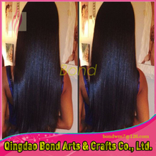 African American Full Lace Human Hair Wigs Best Glueless Brazilian Virgin Silky Straight Lace Front Wigs