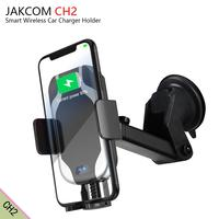 JAKCOM CH2 Smart Wireless Car Charger Holder Hot sale in Mobile Phone Holders Stands as metal plate p20 pro telefon tutucu