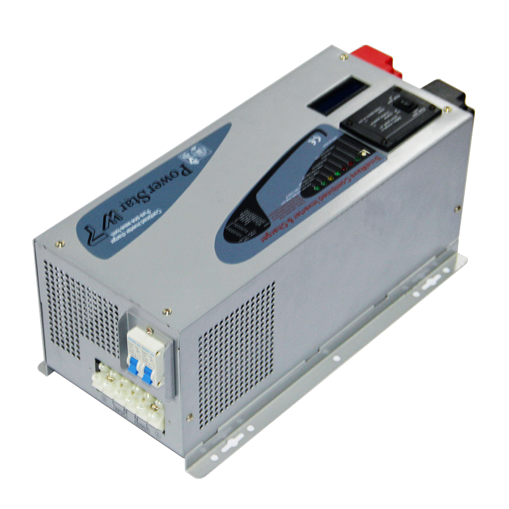 MAYLAR@ 24V,2000W UPS Power Inverter With Charger , Output 50Hz/60Hz , 100Vac-240Vac,For Solar And Wind Off-grid System free shipping 600w wind grid tie inverter with lcd data for 12v 24v ac wind turbine 90 260vac no need controller and battery