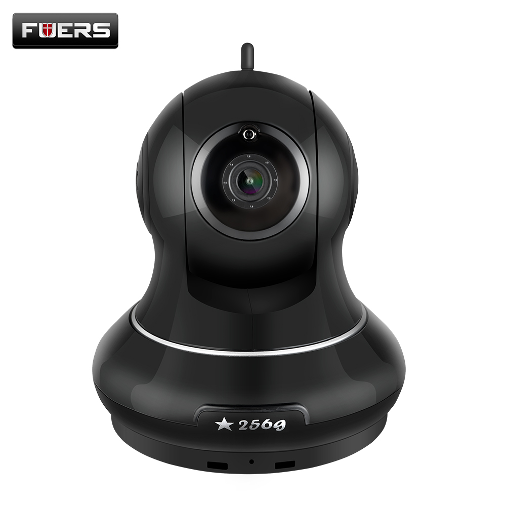 Fuers 1080P Wifi Ip Camera Home Security Surveillance Camera System IR-CUT Night Vision Baby Monitor CCTV  Indoor PTZ Camera Ip