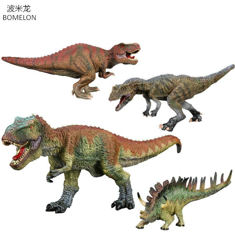 Dinosaurio sólido juguetes M Tamaño PVC dinosaurios figuras Collecta ...