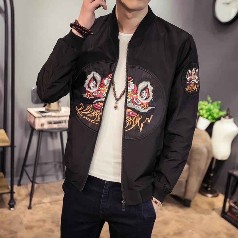 Aliexpress.com : Buy Spring Jacket Men Fashion 2017 New Mens ...