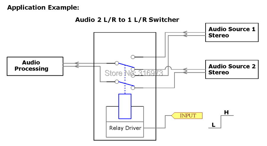 ry5w k circuit diagram wiring diagram Residential Electrical Wiring Diagrams dpdt signal relay module, 5vdc, ry5w k relay has assembled in ry5w k circuit diagram