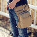 Men's Waist Packs Travel Bags Fashion Casual Canvas Waist Bags Leisure Fanny Pack Leg Bag Multifunctionl Bag
