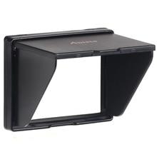 Ableto ЖК-дисплей Экран протектор всплывающее солнце Тенты ЖК-дисплей капот щит крышка для цифровой камеры Panasonic dmc-g5 G3 G2 g1 G10 gf8 gf7 gf6