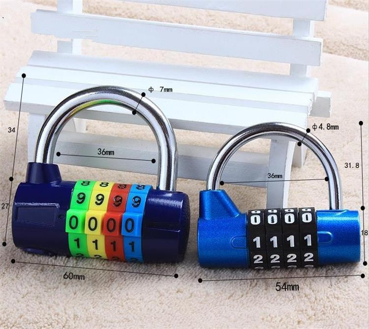 Takagism game escape room prop color numbers lock for real for Escape room equipment