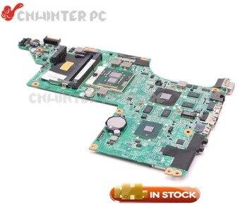 NOKOTION For HP Pavilion DV6 DV6-3000 Laptop Motherboard HM55 DDR3 Free cpu 615279-001 630279-001 603642-001