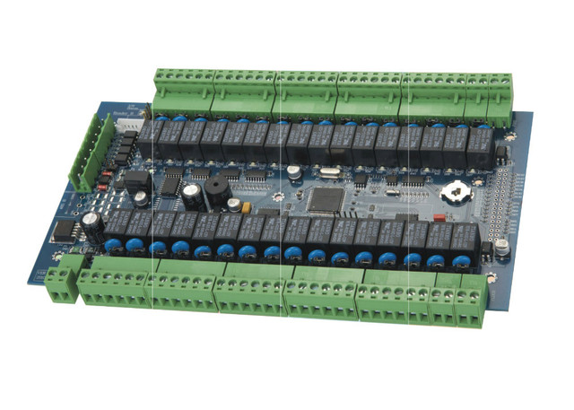 RS485 Relay Board for Cabinet Locking systemAccess controller for