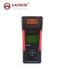 LANZAMIENTO Original del Lanzamiento BST760 Probador de La Batería BST-760 Auto Herramientas de Diagnóstico Apoyo Inglés/Ruso Escáner