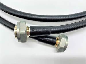 "din 7/16 3 m Jumper cable 1/2 ""superflex with Connector"
