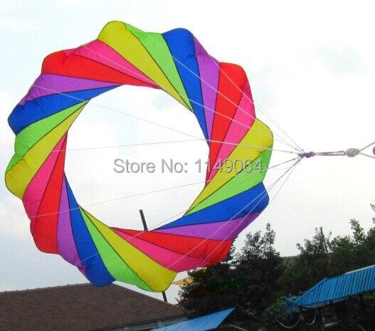 Livraison gratuite haute qualité 2m aile de cerf-volant belle facile contrôle cerf-volant queues accessoire aigle cerfs-volants volants traditionnels chinois