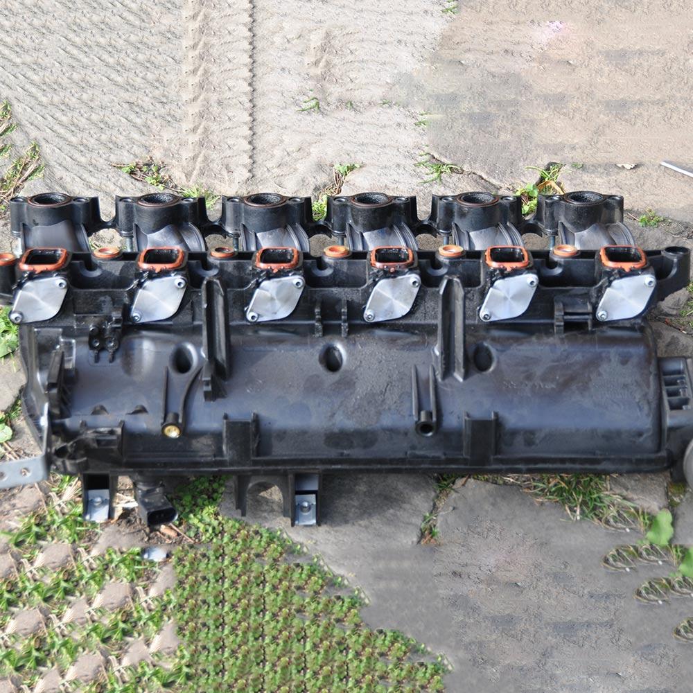 6 PCS 33mm Diesel Swirl Flap Blanks Replacement Bungs with Intake Manifold Gaskets for BMW 320d 330d 520d 525d 530d 730d dřevěné dekorace do dětského pokoje